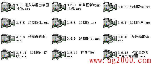 梦之城_ug8.0视频教程,UG NX 8.0快速入门到精通视频教程