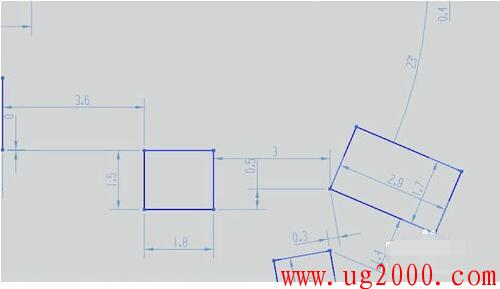 梦之城娱乐手机客户端下载_UG8.0画草图消除自动标注尺寸的方法