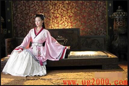梦之城_传统文化:传统汉族服饰文化