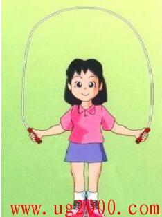 梦之城_一分钟跳绳成绩提高技巧,请为孩子收藏