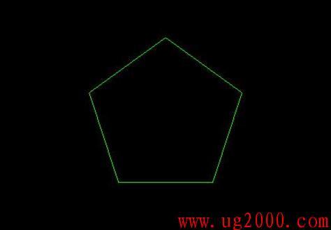 梦之城_Mastercam9.1软件制作五角星