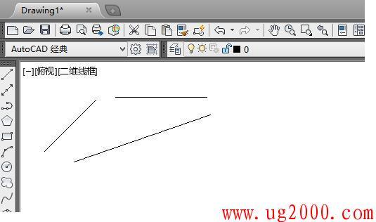 梦之城娱乐手机客户端下载_在CAD中如何将多条线段变成闭合曲线