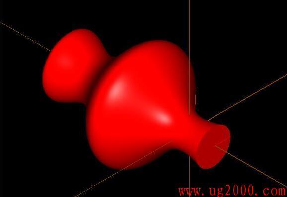 梦之城娱乐手机客户端下载_Mastercam9.1教程之制作简单花瓶的画图
