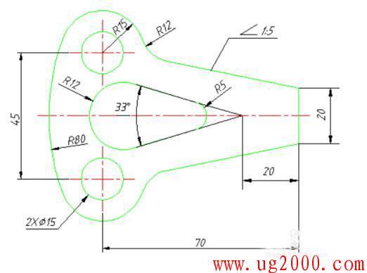 Mastercam9.1 如何二维制图2D绘图详解