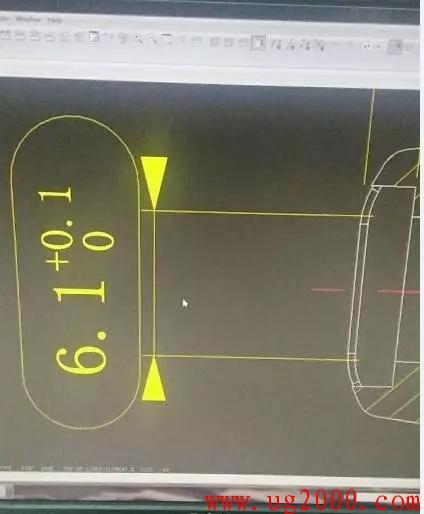 Proe工程图标注剪头尾部没有引出线,该怎么办?