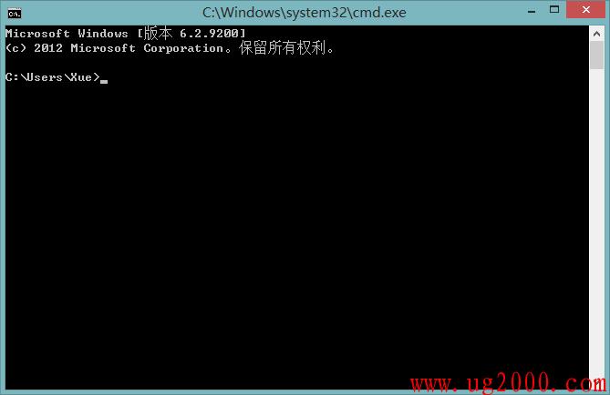 教你使用CMD命令 学会就是半个黑客