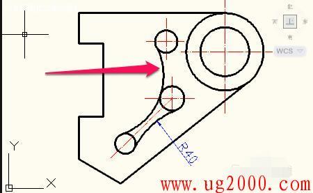 cad2014圆弧怎么画?cad2014圆弧画法