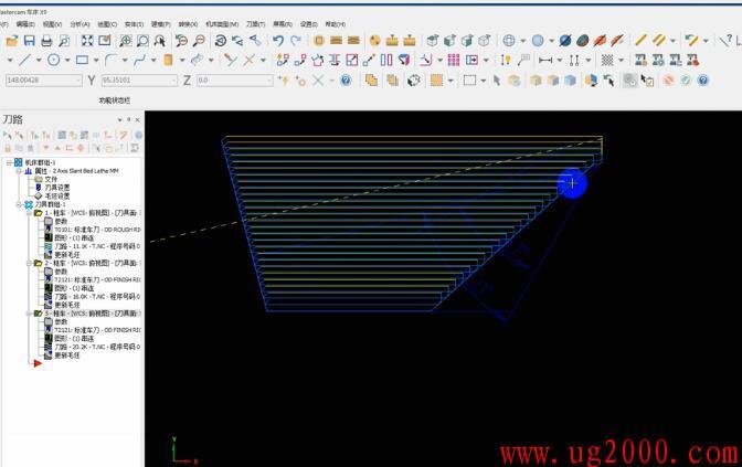 mastercamx9车床视频教程