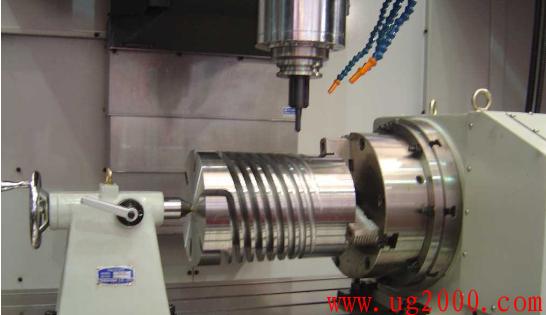 四轴加工中心可用于哪种类型的工件加工