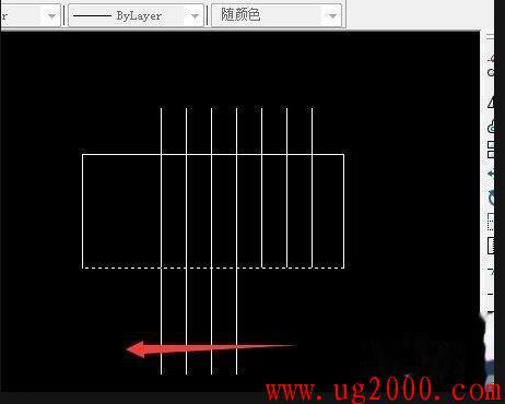 CAD制图技巧之如何使用CAD修剪命令?