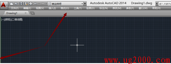 CAD绘图工具栏不见了怎么办