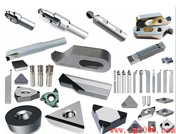 机械类常用英语:刀具类