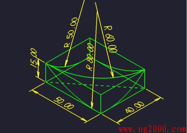 Mastercam9.1教程之屏幕视角与构图视角的区分