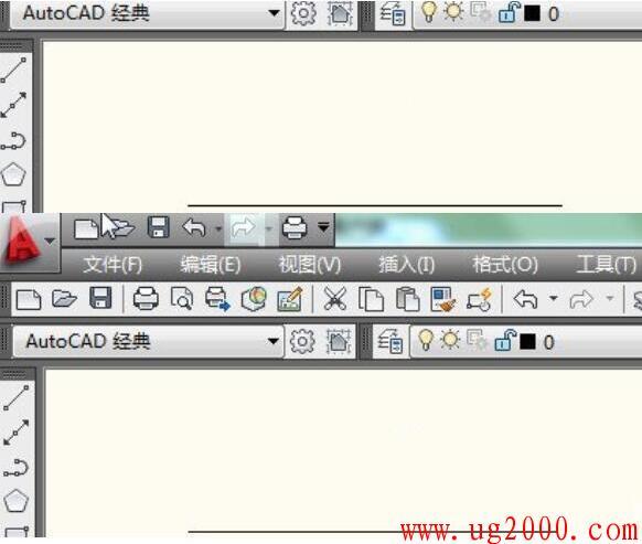 AutoCAD量一根线长度的简单教程