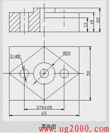 加工中心加工零件的基本操作过程